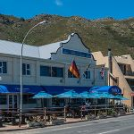 Gordon's Bay village